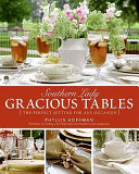 Southern Lady  Gracious Tables
