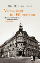 Versicherer im Führerstaat [Pdf/ePub] eBook