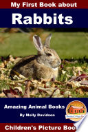 My First Book about Rabbits - Amazing Animal Books - Children's Picture Books