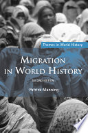 Migration in World History Book