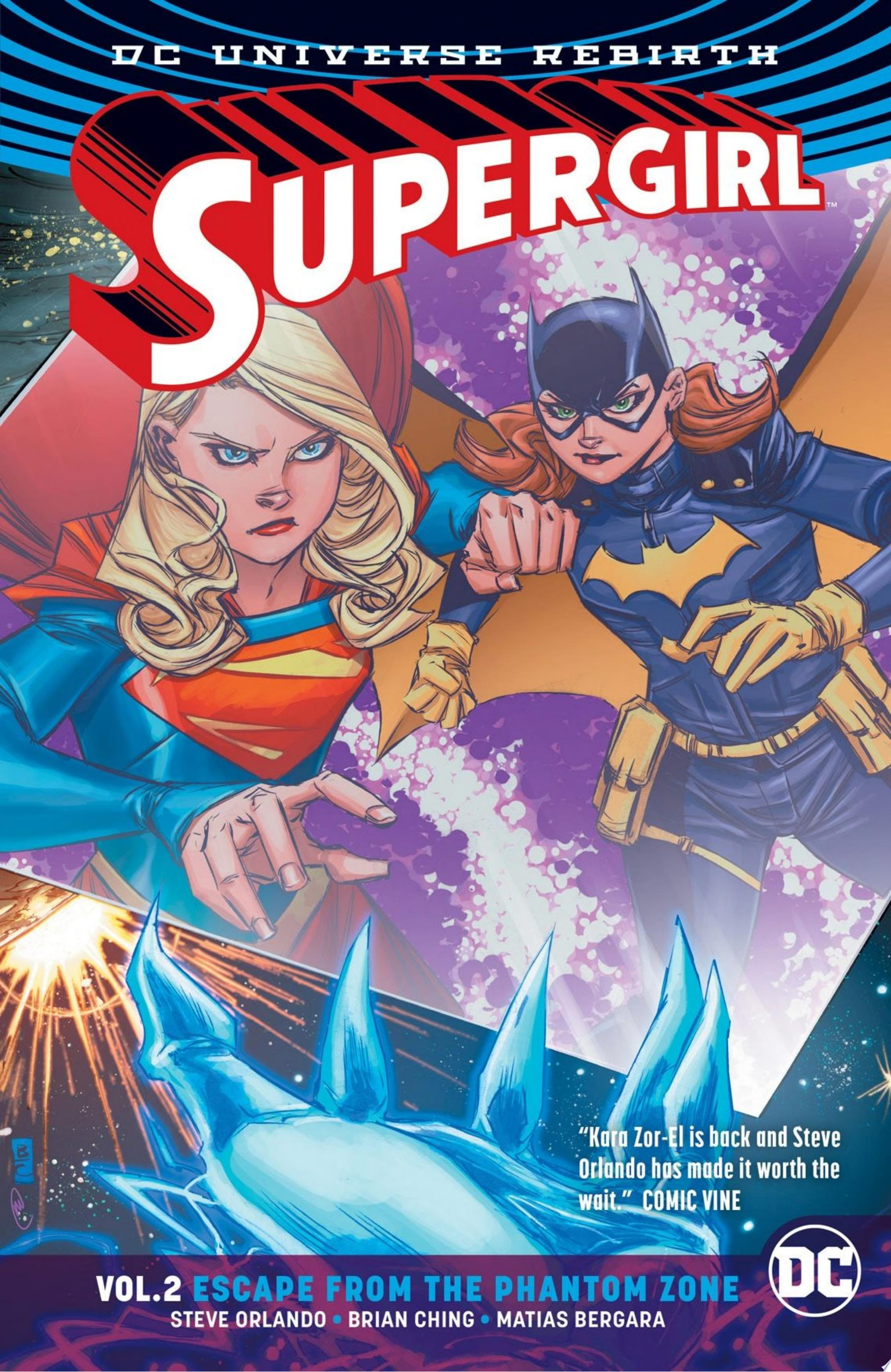 Supergirl Vol  2  Escape from the Phantom Zone