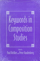 Keywords In Composition Studies