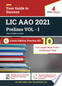 Read Online LIC AAO 2020 | 30 Full-length Mock Test (Pre + Mains) + Sectional Tests For Free