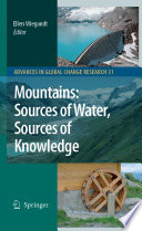 Mountains  Sources of Water  Sources of Knowledge Book