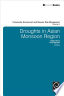 Droughts in Asian Monsoon Region Book