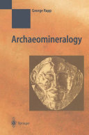 Archaeomineralogy