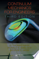 Continuum Mechanics for Engineers  Third Edition Book