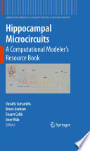 Hippocampal Microcircuits Book