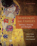 Marriages and Families  Intimacy  Diversity  and Strengths w  AWARE Inventory