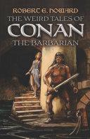 The Weird Tales of Conan the Barbarian [Pdf/ePub] eBook