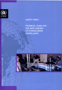 Safety First  Technical guide for the safe handing of hydrocarbons propellants