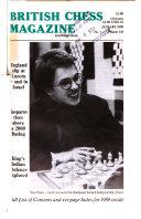 The British Chess Magazine