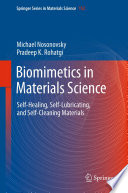Biomimetics in Materials Science