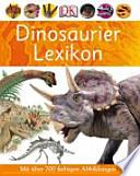 Dinosaurier-Lexikon