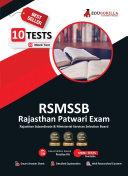 RSMSSB Rajasthan Patwari 2021   10 Full-length Mock Tests Pdf/ePub eBook