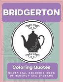 Bridgerton Coloring Quotes