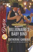 Billionaire s Baby Bind
