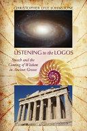 Listening to the Logos Pdf/ePub eBook