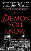 The Demon You Know Pdf/ePub eBook