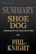 Shoe Dog - Summary
