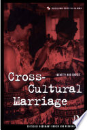 Cross Cultural Marriage
