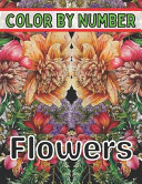 Color By Number Flowers