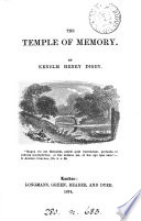 The Temple Of Memory A Poem