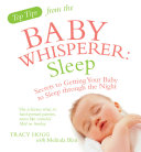 Top Tips from the Baby Whisperer  Sleep Book