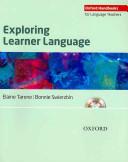 Exploring Learner Language