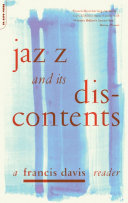 Pdf Jazz And Its Discontents