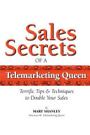 Sales Secrets of a Telemarketing Queen Book