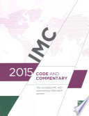 2015 International Mechanical Code Commentary