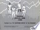 People  Skills  and Jobs
