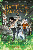Pdf The Battle of the Labyrinth: The Graphic Novel