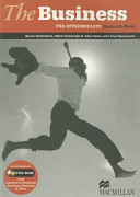 The Business, Pre-intermediate Student Book