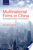 Multinational Firms In China Book PDF