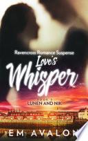 Love s Whisper Book PDF