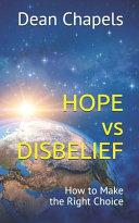 Hope Vs Disbelief