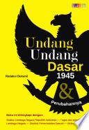 Undang-Undang Dasar 1945 dan perubahannya