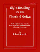 Sight Reading for the Classical Guitar