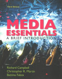 Media Essentials   Launchpad  Six Month Access