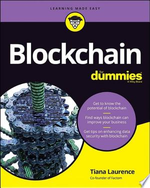 Download Blockchain For Dummies Free Books - Dlebooks.net