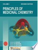 """Principles of Medicinal Chemistry Volume-I"" by Dr. S. S. Kadam, K. G. Bothara"