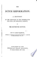 The Dutch Reformation