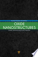 Oxide Nanostructures Book