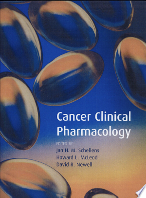 Read Online Cancer Clinical Pharmacology PDF Books - Read Book Full PDF