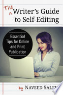 The Writer s Guide to Self Editing