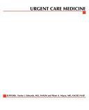 Urgent Care Medicine Book PDF