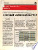 Criminal Victimization