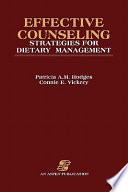 Effective Counseling